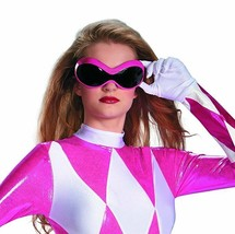 Disguise Pink Power Ranger Adult Womens Sassy Bodysuit Halloween Costume 55626 image 2