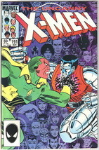 Marvel Comics Uncanny X-Men Comic #191, 1985 NEAR MINT - $8.79