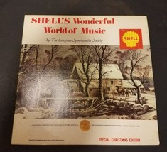 Shell's Wonderful World of Music Vol. 2 Special Christmas Edition LP Vinyl - £8.71 GBP