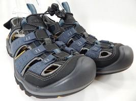 Keen Rialto H2 Sport Sandals Men's Size: 8.5 M (D) EU 41 Midnight Navy /Gargoyle
