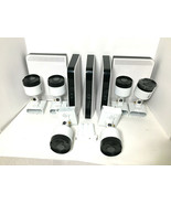 5 LOT HDVision 6 camera 2MP Wire-free IR IP System 6-channel NVR Two-Way... - $247.50
