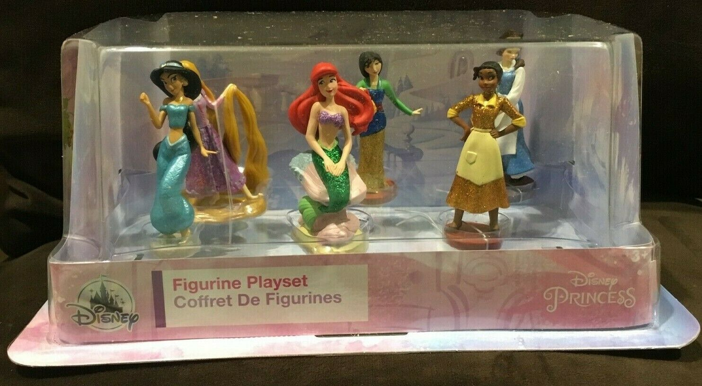 Disney Store Disney Princess Figurine Play set New - $23.96