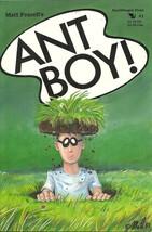 ANT BOY #1, July 1988 - 1ST PRINT STEELDRAGON P... - $5.85