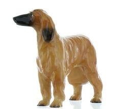 Hagen Renaker Pedigree Dog Afghan Hound Ceramic Figurine image 4