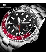 40mm PAGANI DESIGN 2020 Luxury Men Mechanical Wristwatch Sapphire Glass ... - $112.49
