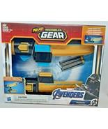 Marvel's Avengers Nerf Assembler Gear ~ Ronin Hawkeye~ Blaster Dart Gun ... - $19.77