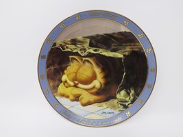 "The Danbury Mint ""New Condo"" Dear Diary Series - Garfield Collector Plates - $16.14"