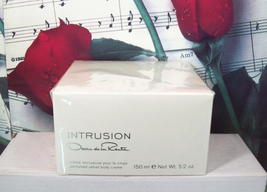 Intrusion By Oscar De La Renta Body Cream 5.2 FL. OZ. - $149.99