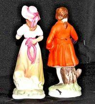 Man and WomanFigurines Vintage  AA18-1114 image 3