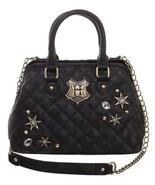 Harry Potter Back to Hogwarts Embellished Quilted Bag Handbag Purse Satchel - $61.95