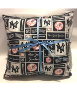 New York Yankees Pillow And Blanket MLB NY Yankee Pillow and Blanket Set... - $19.99