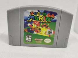 Super Mario 64 Video Game Cartridge Console Card for N64 Console - US Ve... - $26.68