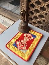 Tibetan Buddhist Red dorji Placemat/shrine cloth/Table Cover/Altar Cloth... - $13.00