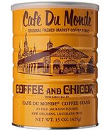 Cafe Du Monde Coffee Chicory, 15 Ounce Ground - $19.79