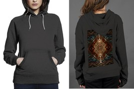 Classic Hoodie Black women The Iluminati - $28.99