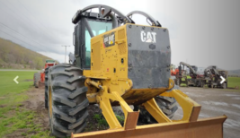 2015 CAT 525D GRAPPLE SKIDDER For Sale Hillsboro, OH 45133 image 3