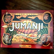 JUMANJI Board Game Complete Excellent Condition - $16.82