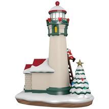 2018 Hallmark Luminous Lighthouse Musical Table Decoration With Light - $74.24