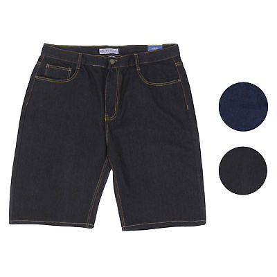 Nevada Men's Multi Pocket Slim Fit Denim Jean Shorts Big Plus Sizes
