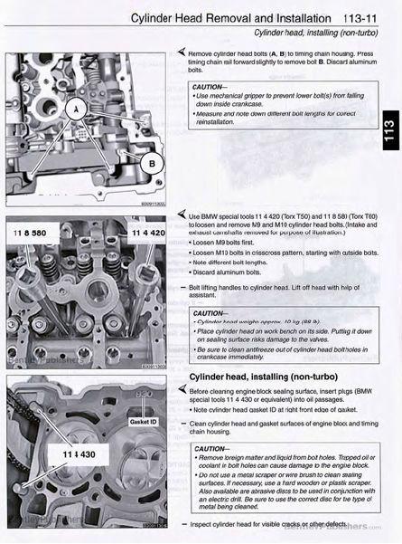 bmw e90 service repair manual