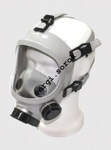 Full Face Yellow Facepiece GENUINE Gas Mask Respirator GP9 BRIZ new only image 3