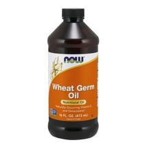 Wheat Germ Oil, 16 OZ by Now Foods - $8.18