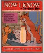 Walt Disney's Now I Know #45 1973-U.K-O'Malley The Cat-G - $31.53