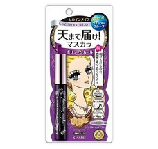 Isehan Mascara KissMe Heroine Make Volume and Curl Black 6g Waterproof U... - $12.99