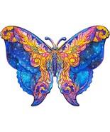 "Unidragon Wooden Jigsaw Puzzles ""Intergalaxy Butterfl"" Wooden Puzzles - ... - $39.99"
