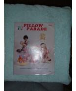 creative american craft series pillow parade pattern book 1976 - $6.74