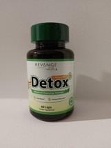 Detox 60 caps Revange Life - $32.99