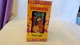Vintage Walt Disney Pocahontas Burger King Glass. 1994. Colors of the Wind #4 - $22.28