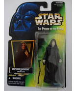 1996 Star Wars POTF Emperor Palpatine With Walking Stick Action Figure - $15.00