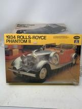 TESTORS ITALERI 1:24 Model Lot - Rolls Royce Bugatti Cadillac Fleetwood - $87.07
