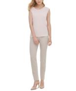 Calvin Klein Studded Cap-Sleeve Top - $19.05