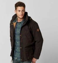 $298 TIMBERLAND MEN'S MOUNT DAVIS 3-IN-1 WAXED CANVAS JACKET A1C9Q SIZE XL - $160.00