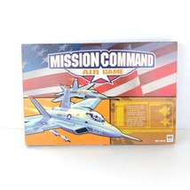 Mission Command Air Game by Milton Bradley Complete Fighter Jet Planes - $9.89
