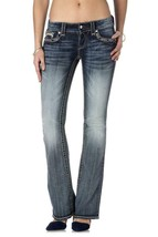 Rock Revival Women's Premium Boot Cut Denim Jeans Rj8146B80 Celine B80