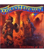 MOLLY HATCHET KINGDOM OF XII ALBUM COVER POSTER 24 X 24 Inches - $20.89