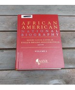 The African American National Biography Volume 6 Only Henry Louis Gates, Jr - $34.95