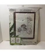 "Lost Embroidery Kit Paragon Needlecraft Puppy Dog 12"" x 16"" - $14.50"