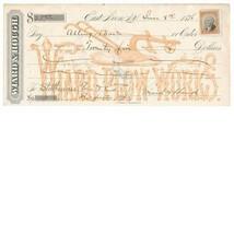 June 8, 1876 2c R135 Illustrated Thomas Wiard Plow Works Bank Silk Paper... - $23.00