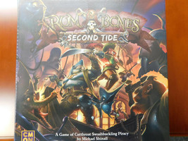CMON Rum and Bones Second, in great condition and complete - $46.40