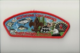 Chief Okemos Counicl 2013 National Jamboree JSP - $7.92