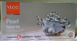 VLCC Pearl Facial Kit Rejuvenate Your Dull Looking skin 60 gm - $10.18
