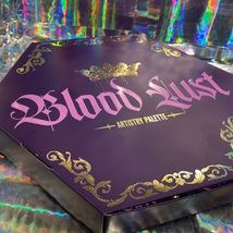 ** NEW IN BOX Jeffree Star BLOOD LUST purple Eyeshadow Palette image 6