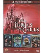 Disney Thrills and Chills 4-Movie Collection DVD - $18.99