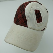 Ohio State Buckeyes One Size Fitted Adult Baseball Ball Cap Hat - $13.85
