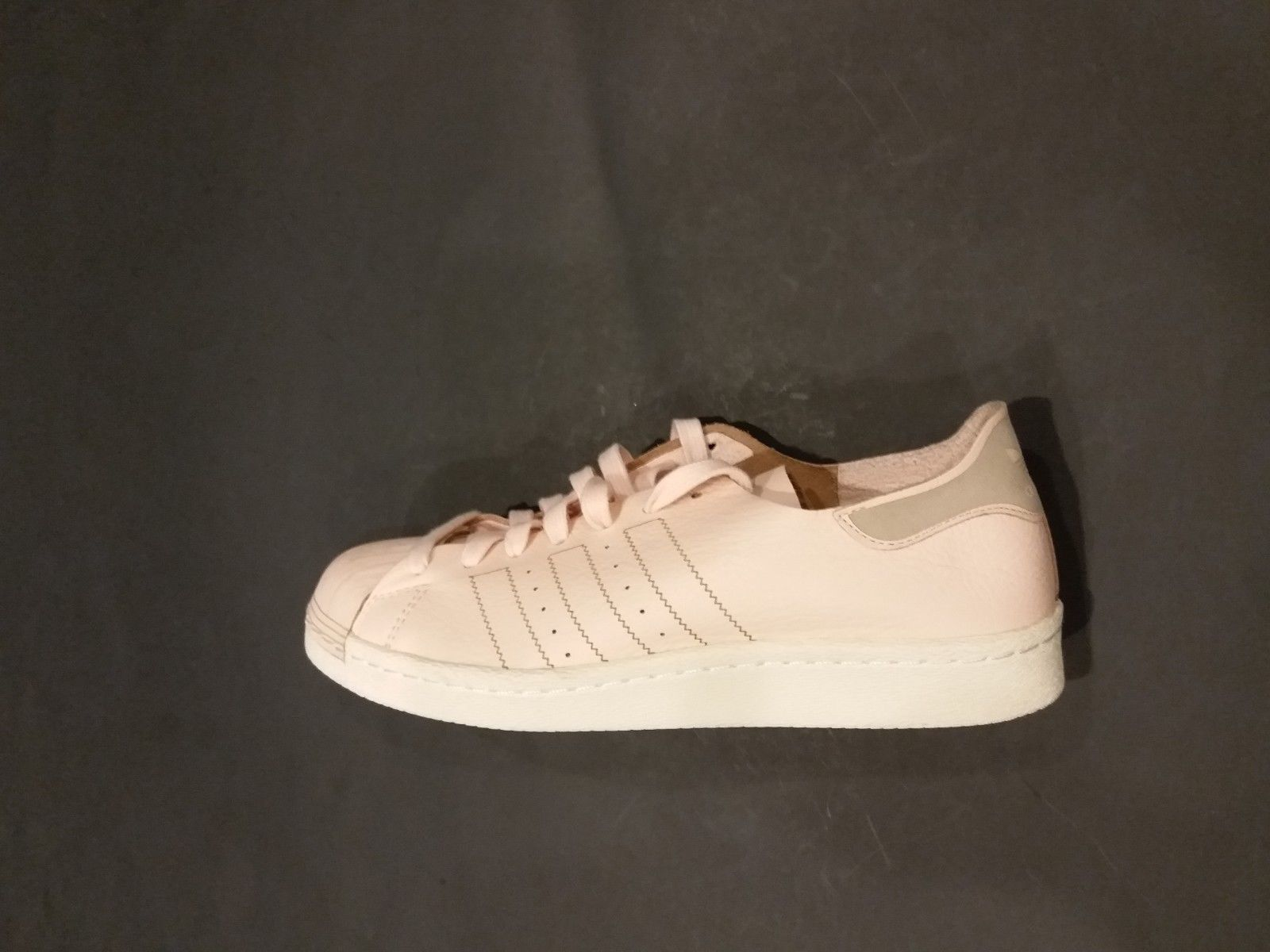 Primary image for WOMEN'S SHOES SNEAKERS ADIDAS SUPERSTAR 80S [BZ0500] SZ-9