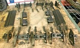 Ford 6.0L 6.0 Rocker Arm Set Complete bridges and push rods - $246.51